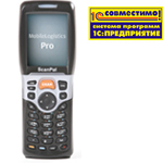 �������� ����� ������ Honeywell 5100 ScanPal 2D RUS